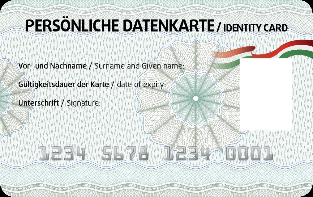 Datenkarte