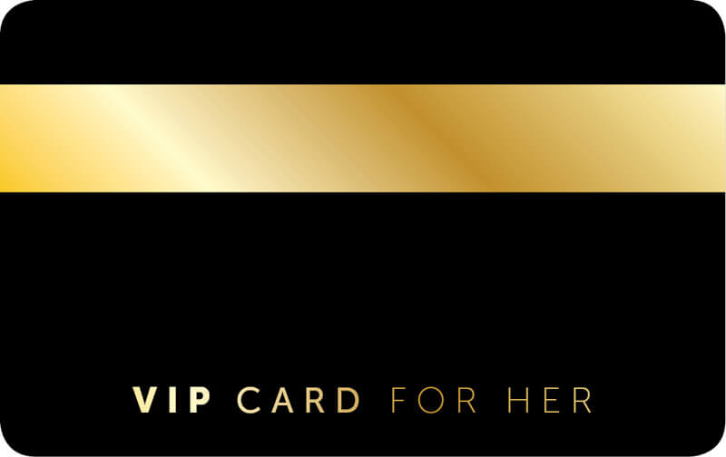 VIP-Karte - plastikkarte